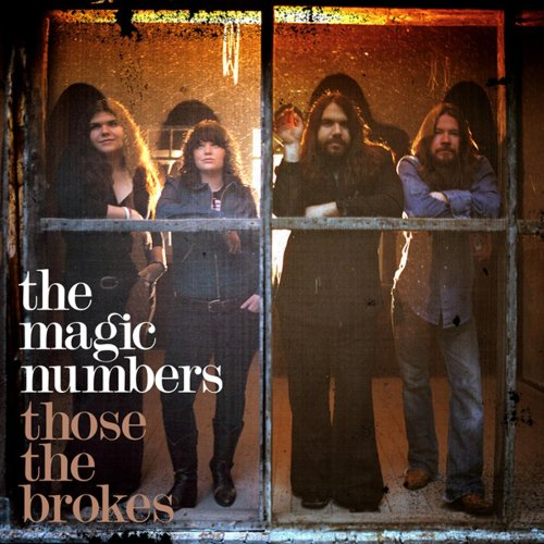 The Magic Numbers, Take A Chance, Piano, Vocal & Guitar