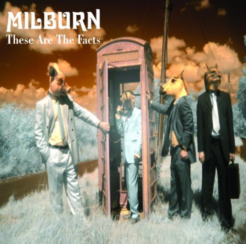 Milburn, What Will You Do (When The Money Goes), Piano, Vocal & Guitar