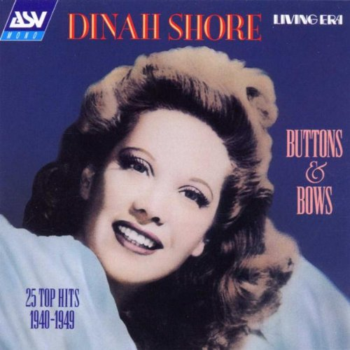 Dinah Shore, The Best Things In Life Are Free, Piano, Vocal & Guitar (Right-Hand Melody)