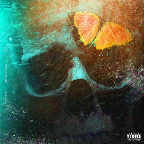 Halsey, Without Me, Piano, Vocal & Guitar (Right-Hand Melody)
