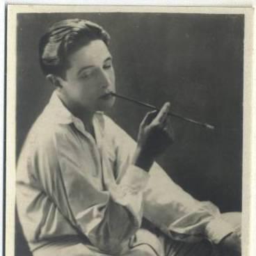 Ivor Novello, Glamorous Night, Piano, Vocal & Guitar (Right-Hand Melody)