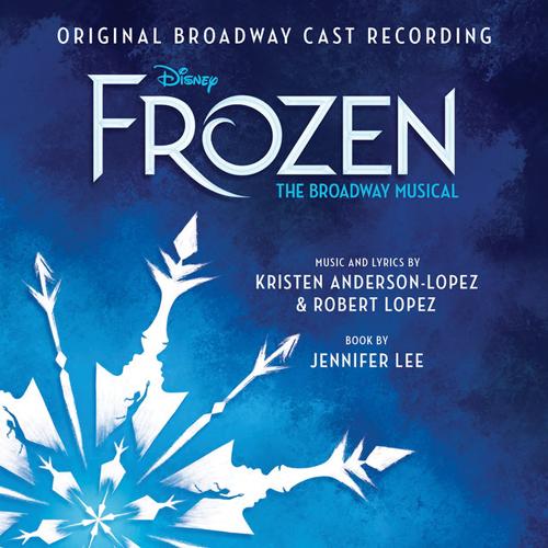 Kristen Anderson-Lopez & Robert Lopez, Monster (from Frozen: The Broadway Musical) (arr. Mark Brymer), SATB Choir