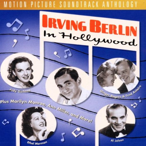 Irving Berlin, Shaking The Blues Away, Piano, Vocal & Guitar (Right-Hand Melody)