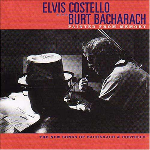 Elvis Costello and Burt Bacharach, The Long Division, Piano, Vocal & Guitar (Right-Hand Melody)