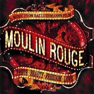 Nicole Kidman and Ewan McGregor, Come What May (from Moulin Rouge), Piano, Vocal & Guitar