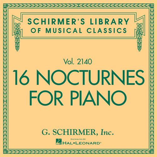 John Field, Nocturne No. 3 In A-Flat Major, H. 26, Piano Solo