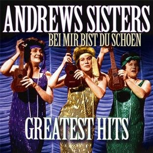 The Andrews Sisters, Beat Me Daddy, Eight To The Bar, Piano, Vocal & Guitar