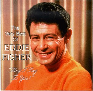 Eddie Fisher, Anema E Core (With All My Heart And Soul), Piano, Vocal & Guitar