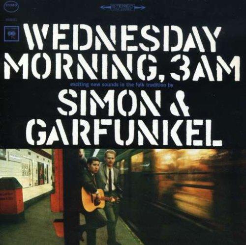 Simon & Garfunkel, The Sound Of Silence, Lyrics & Chords