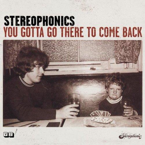 Stereophonics, Maybe Tomorrow, Lyrics & Chords