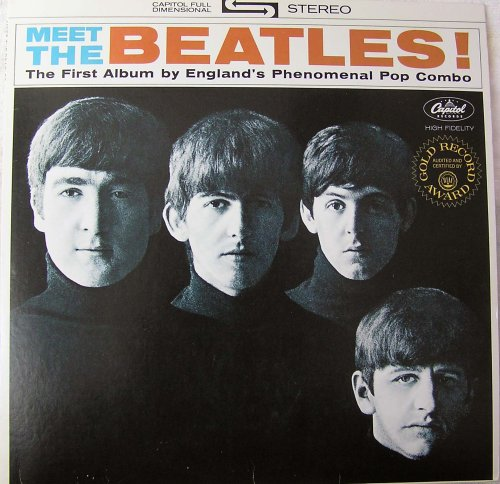 The Beatles, I Want To Hold Your Hand, Lyrics & Chords