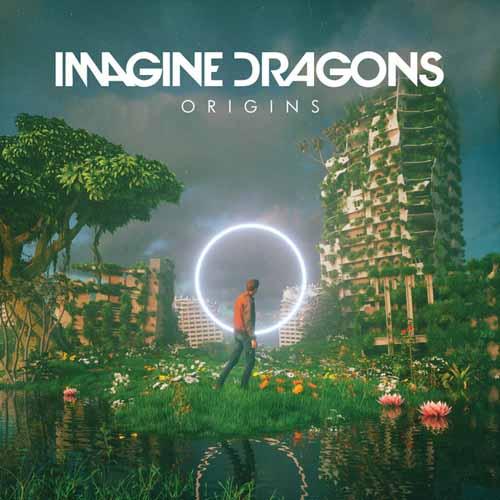 Imagine Dragons, Machine, Piano, Vocal & Guitar (Right-Hand Melody)