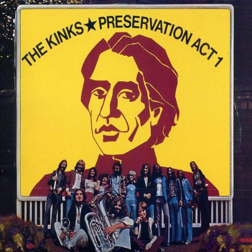The Kinks, There's A Change In The Weather, Piano, Vocal & Guitar