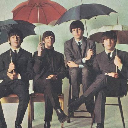The Beatles, Rain, Lyrics & Chords