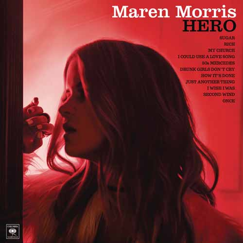 Maren Morris, Rich, Piano, Vocal & Guitar (Right-Hand Melody)