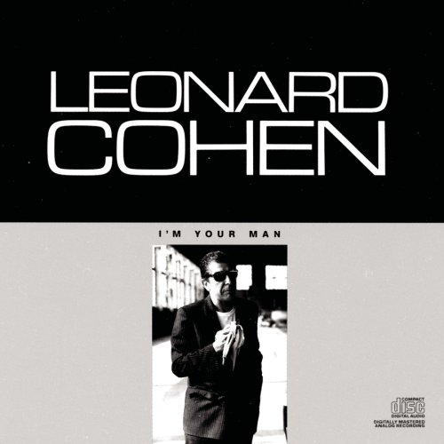 Leonard Cohen, First We Take Manhattan, Piano, Vocal & Guitar (Right-Hand Melody)