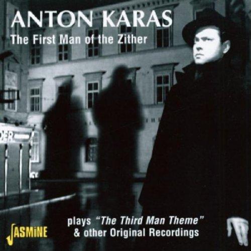 Anton Karas, The Third Man (The Harry Lime Theme), Lyrics & Chords