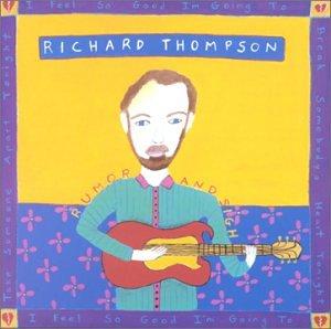 Richard Thompson, 1952 Vincent Black Lightning, Lyrics & Chords