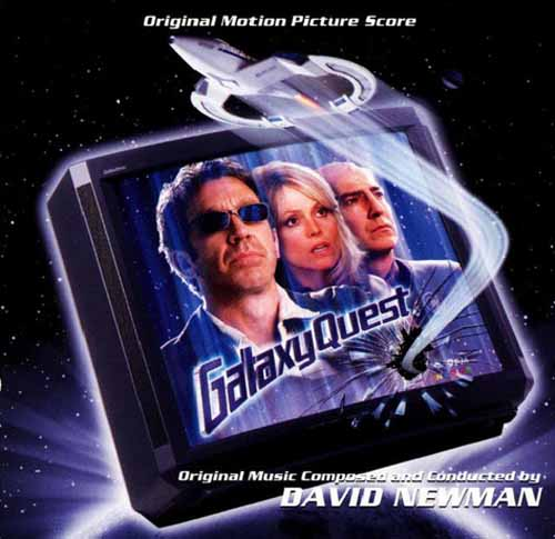 David Newman, Galaxy Quest Main Title Theme, Piano Solo