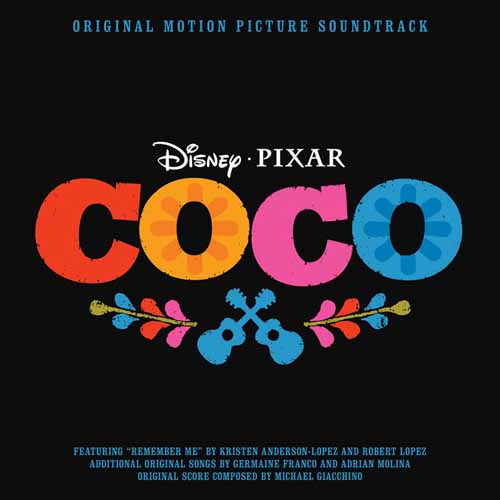 Germaine Franco, Coco (Choral Highlights) (arr. Mac Huff), 3-Part Mixed Choir