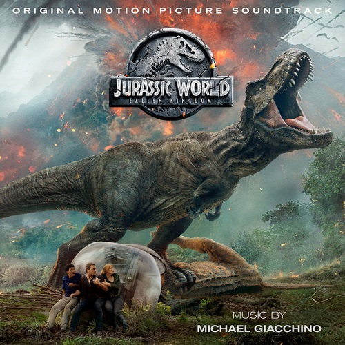 Michael Giacchino, Jurassic World: Fallen Kingdom (arr. Robert Longfield) - Violin 1, Orchestra