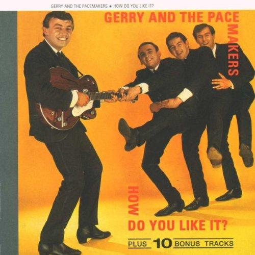 Gerry And The Pacemakers, You'll Never Walk Alone, Lyrics & Chords