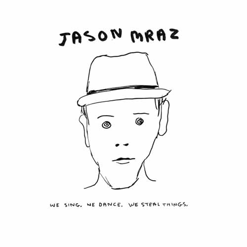 Jason Mraz, A Beautiful Mess, Piano, Vocal & Guitar (Right-Hand Melody)