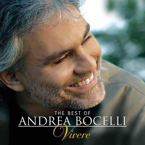 Andrea Bocelli, Because We Believe, Piano & Vocal