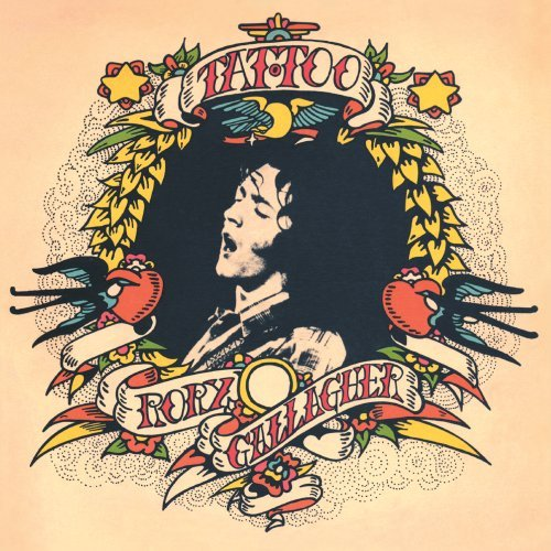 Rory Gallagher, Tattoo'd Lady, Guitar Tab
