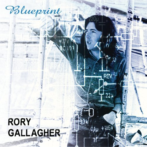 Rory Gallagher, Walk On Hot Coals, Guitar Tab