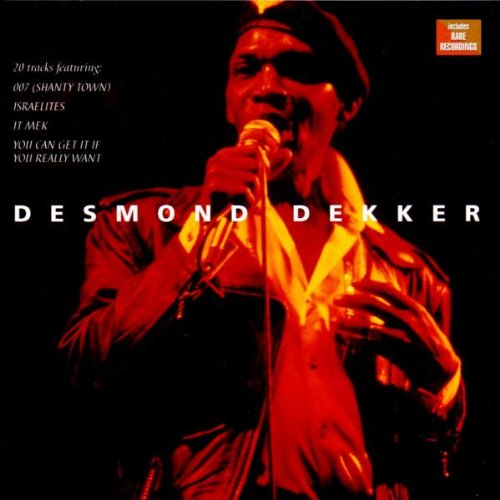 Desmond Dekker, You Can Get It If You Really Want, Piano, Vocal & Guitar