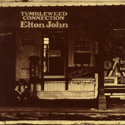 Elton John, My Father's Gun, Piano, Vocal & Guitar