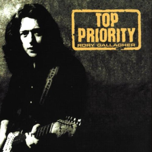 Rory Gallagher, Follow Me, Guitar Tab