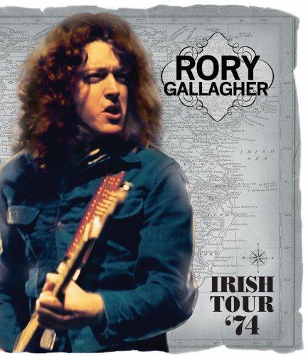 Rory Gallagher, I Fall Apart, Guitar Tab