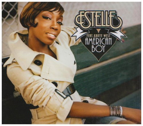 Estelle, American Boy (feat. Kanye West), Piano, Vocal & Guitar