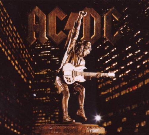 AC/DC, Stiff Upper Lip, Piano, Vocal & Guitar