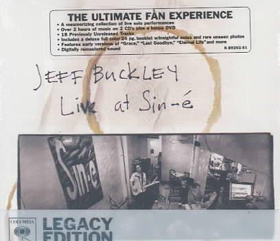 Jeff Buckley, Sweet Thing, Lyrics & Chords