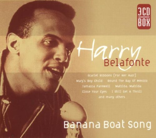 Harry Belafonte, Island In The Sun, Piano, Vocal & Guitar (Right-Hand Melody)