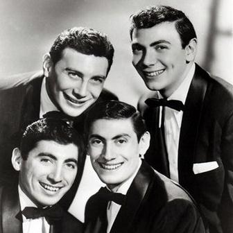 The Ames Brothers, It Only Hurts For A Little While, Piano, Vocal & Guitar (Right-Hand Melody)
