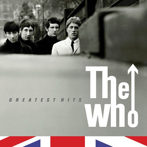 The Who, Substitute, Piano, Vocal & Guitar (Right-Hand Melody)