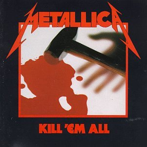 Metallica, The Four Horsemen, Lyrics & Chords