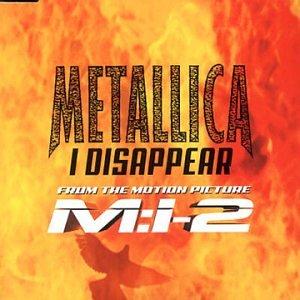 Metallica, I Disappear, Lyrics & Chords