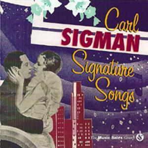 Carl Sigman, You're My World (Il Mio Mondo), Piano, Vocal & Guitar (Right-Hand Melody)