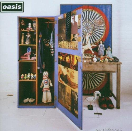 Oasis, Slide Away, Lyrics & Chords