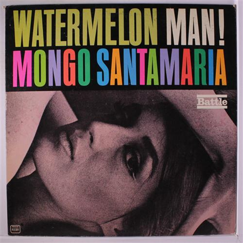 Mongo Santamaria, Watermelon Man, Piano