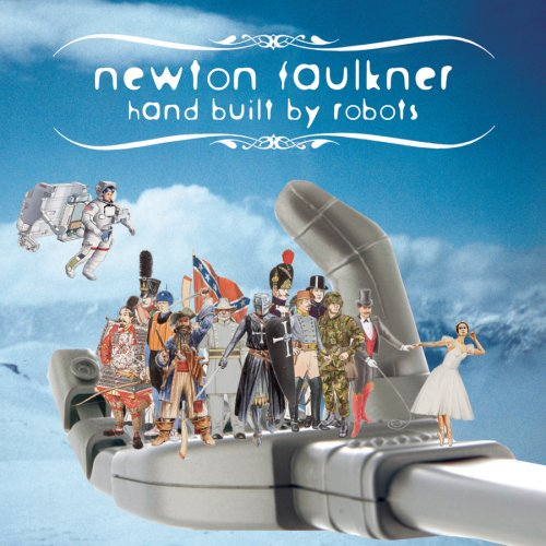 Newton Faulkner, I Need Something, Piano, Vocal & Guitar