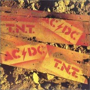 AC/DC, T.N.T., Guitar Tab
