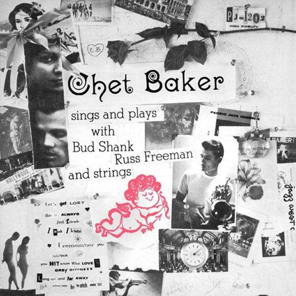 Chet Baker, Let's Get Lost, Piano, Vocal & Guitar