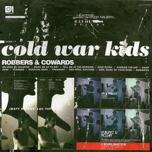 Cold War Kids, Hospital Beds, Piano, Vocal & Guitar