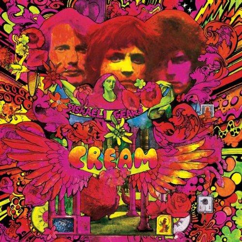 Cream, Tales Of Brave Ulysses, Lyrics & Chords